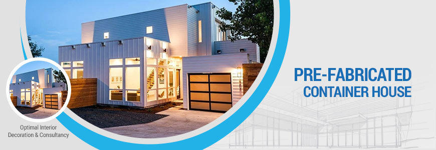 Container Homes /House Company in Dhaka