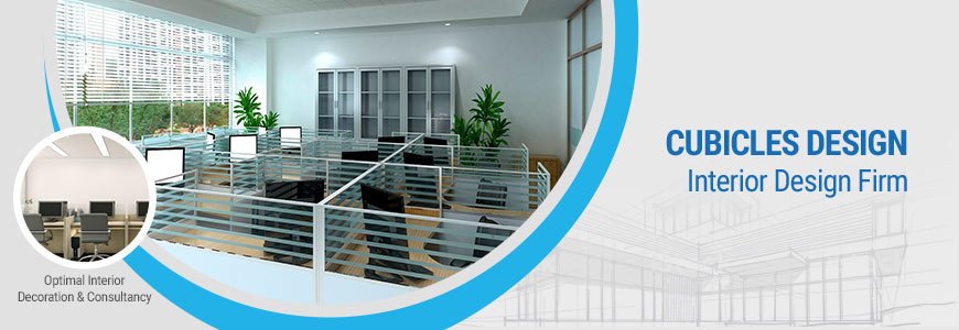 Cubicles design interior design firm in Dhaka