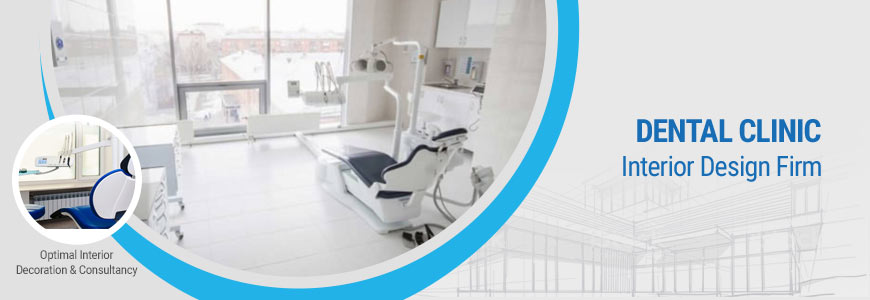 Creative dental clinic interior design firm in Dhaka