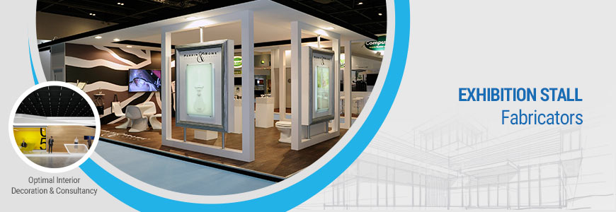 Exhibition Stall Fabricators In : Affordable exhibition stall fabricator or