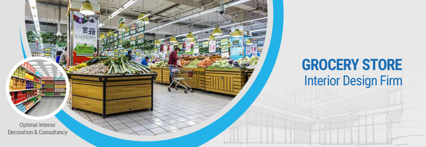 Grocery Store interior design firm in Dhaka