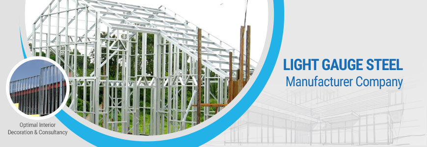 Light gauge steel framing company in Dhaka