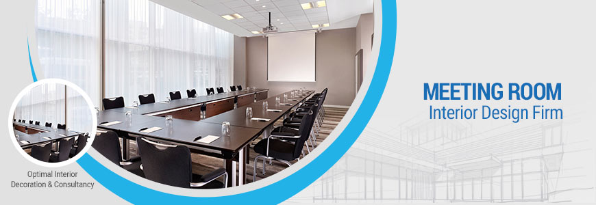 Meeting Room & Training Room Interior Design firm in Dhaka