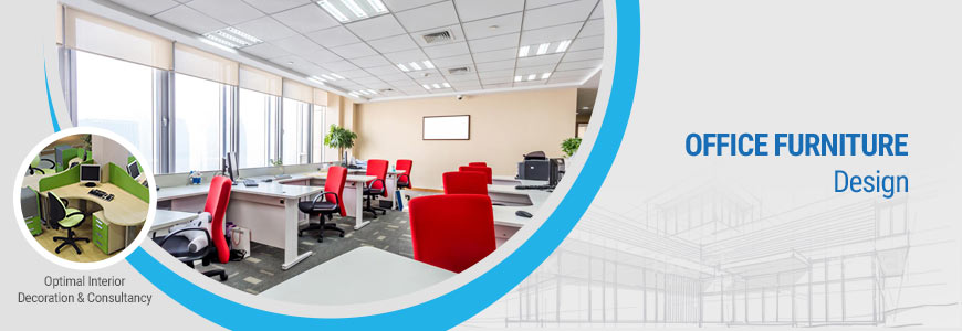 Office furniture interior design firm in Dhaka
