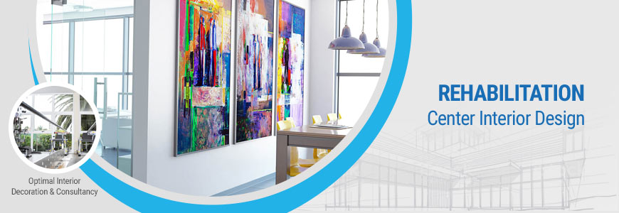 Rehabilitation Center Interior design in Dhaka