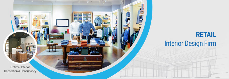 Retail interior design firm in Dhaka