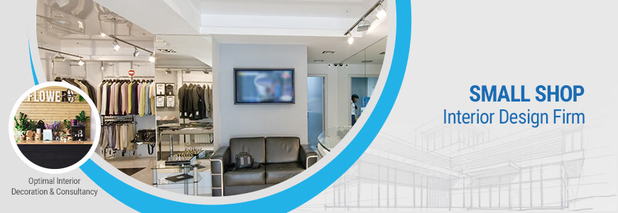 Small shop interior design firm in Dhaka