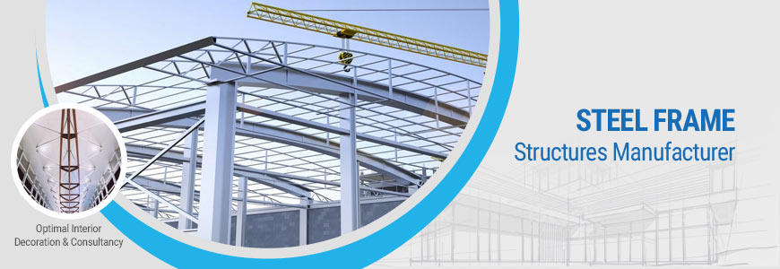 Steel frame buildings manufacturer company in Tangail, Dhaka