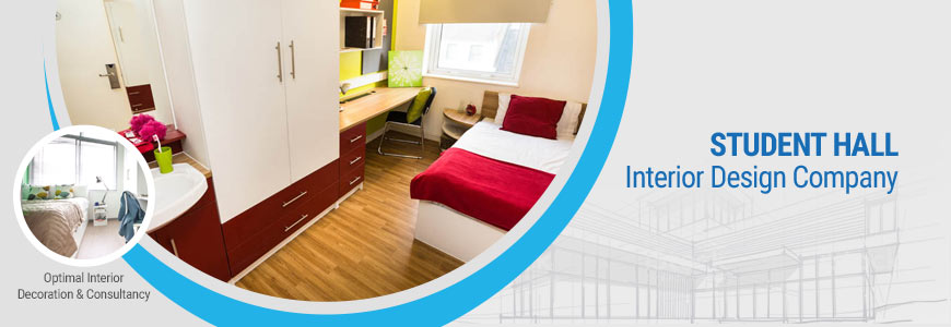Student hall interior design company in Bangladesh